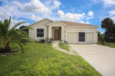 13356 Bouvardia Lane, Port Charlotte, FL 33981 - #: D6100917