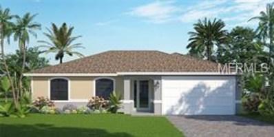 291 Baytree Drive, Rotonda West, FL 33947 - #: D6102329
