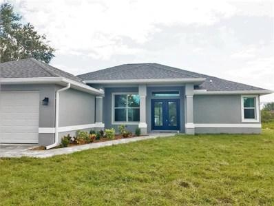 13951 Allamanda Circle, Port Charlotte, FL 33981 - #: D6102418