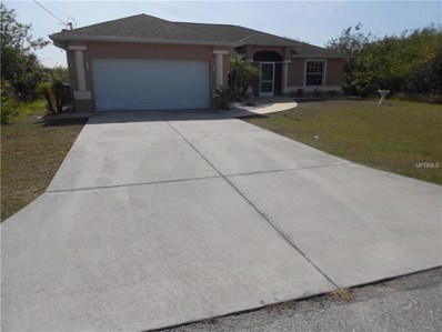 14399 Morristown Avenue, Port Charlotte, FL 33981 - #: D6102680