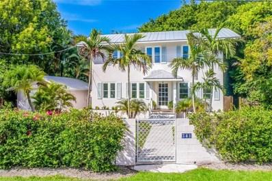 341 Lee Avenue, Boca Grande, FL 33921 - #: D6109161