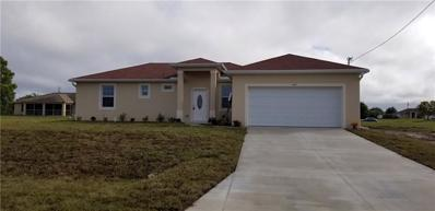 NW 1427 10TH Place, Cape Coral, FL 33993 - #: D6110174