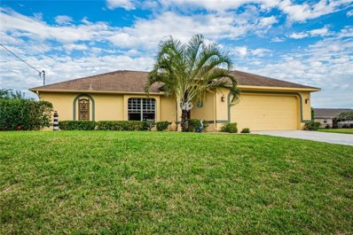 NW 2337 38TH Place, Cape Coral, FL 33993 - #: D6110560