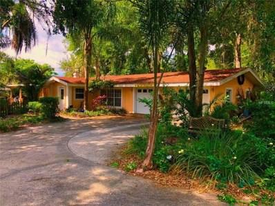 131 E Palmetto Avenue, Howey In The Hills, FL 34737 - #: G5000913