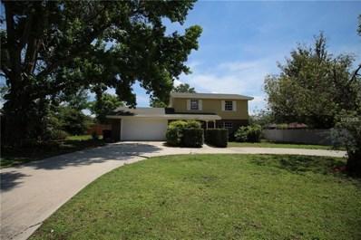 1725 Hallam Drive, Lakeland, FL 33813 - #: G5001377