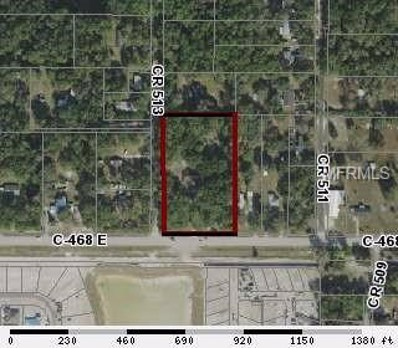 4278 E County Road 468, Wildwood, FL 34785 - #: G5004378