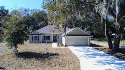 835 Deep Wood Court, Fruitland Park, FL 34731 - #: G5004461