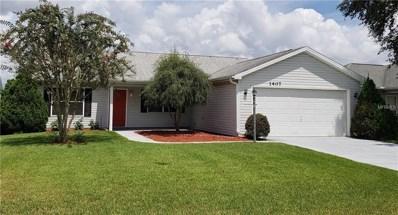 1407 Leone Lane, The Villages, FL 32159 - #: G5004953