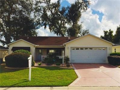 17449 SE 76TH Flintlock Terrace, The Villages, FL 32162 - #: G5005995