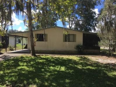 104 Honeysuckle Drive, Wildwood, FL 34785 - #: G5006215
