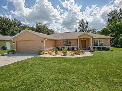 8518 SE 159TH Place, Summerfield, FL 34491 - #: G5006557