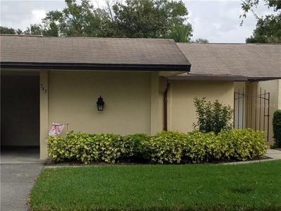 543 E Orange Street, Altamonte Springs, FL 32701 - #: G5009066