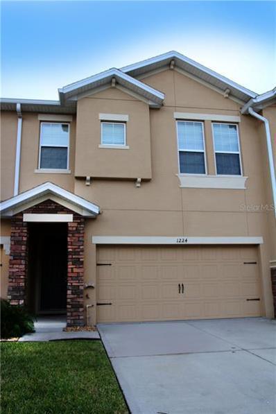 1224 TETON Drive, Kissimmee, FL 34744 - #: G5022819