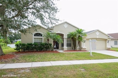1443 Brooksbend Drive, Wesley Chapel, FL 33543 - #: H2400976