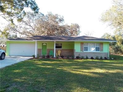16044 STUR Street, Brooksville, FL 34604 - #: J924485