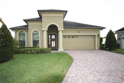 943 Christina Chase Drive, Lakeland, FL 33813 - #: L4904284