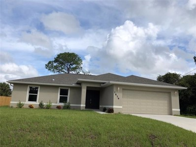 1674 Finlet Avenue, North Port, FL 34288 - #: N6100422