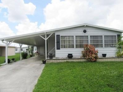 199 Palm Harbor Drive, North Port, FL 34287 - #: N6101826