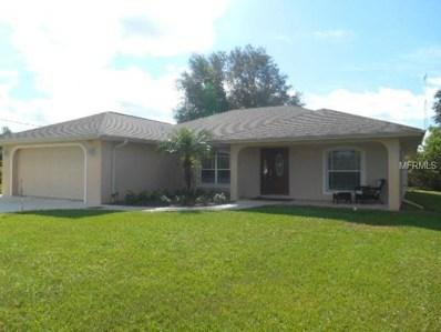 8555 Leopold Avenue, North Port, FL 34287 - #: N6102643