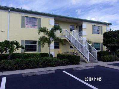 944 Capri Isles Boulevard UNIT 203, Venice, FL 34292 - #: N6102730