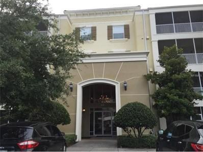 3362 Robert Trent Jones Drive UNIT 101, Orlando, FL 32835 - #: O5445579