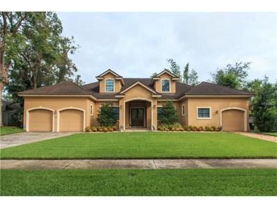 1235 Nottingham Street, Orlando, FL 32803 - #: O5538727