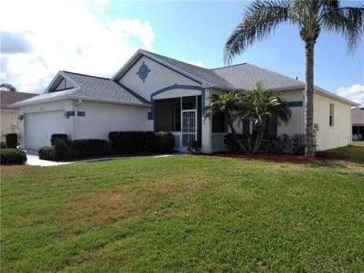 2227 N Creek Court, Sun City Center, FL 33573 - #: O5560709