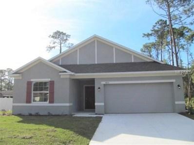 Lobelia Street, North Port, FL 34286 - #: O5562534