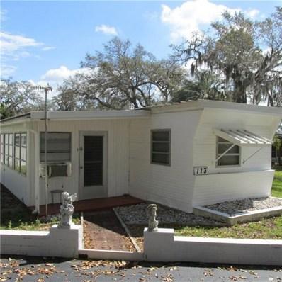 3896 Picciola Road UNIT 113, Fruitland Park, FL 34731 - #: O5570907
