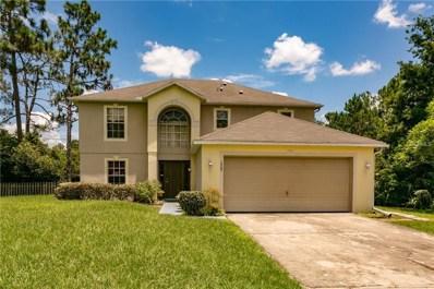 1809 Van Allen Circle, Deltona, FL 32738 - #: O5714610