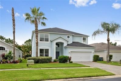 1021 Lake Berkley Drive, Kissimmee, FL 34746 - #: O5717981