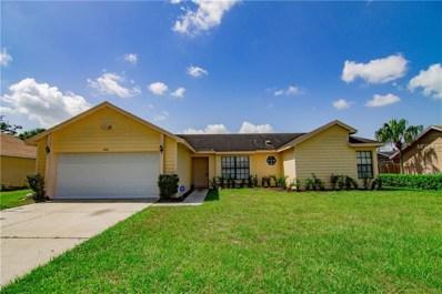 9920 Earlston Street, Orlando, FL 32817 - #: O5728052