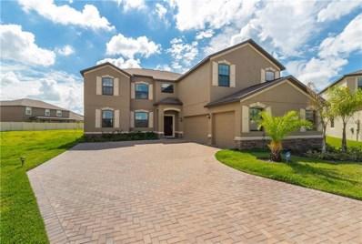 9812 Smarty Jones Drive, Ruskin, FL 33573 - #: O5728220