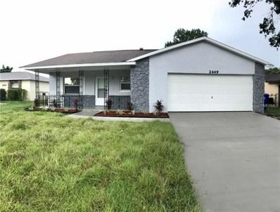 2449 Mill Run Boulevard, Kissimmee, FL 34744 - #: O5729445