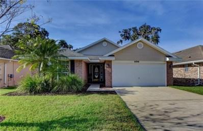 696 Coral Trace Boulevard, Edgewater, FL 32132 - #: O5730344