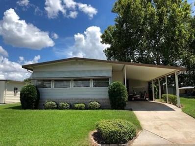 3428 Buttonbush Drive UNIT 1821, Zellwood, FL 32798 - #: O5731020