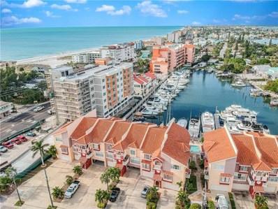 116 131ST Avenue E UNIT G\/7, Madeira Beach, FL 33708 - #: O5752100