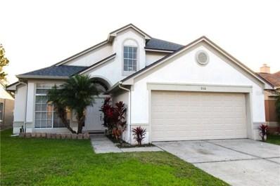 516 Queensbridge Drive, Lake Mary, FL 32746 - #: O5764645