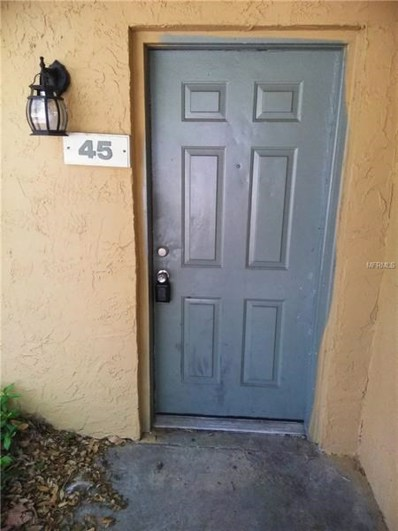 7624 Forest City Road Unit 45, Orlando, FL 32810 - #: O5768298