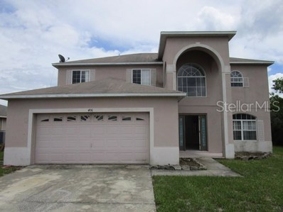 406 Big Black Place, Poinciana, FL 34759 - #: O5793094