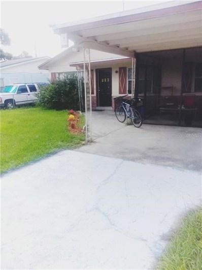 506 Ruffel Street, Eatonville, FL 32751 - #: O5805917