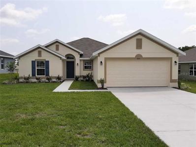 501 W LEAH Court, Fruitland Park, FL 34731 - #: O5812322