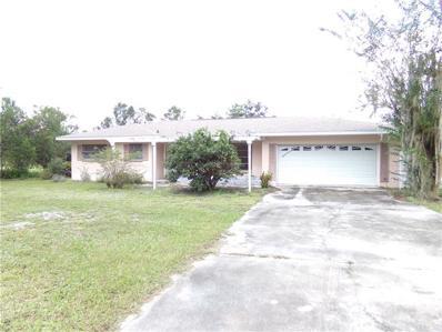 4100 Indian Lake Drive, Lake Wales, FL 33898 - #: P4902797