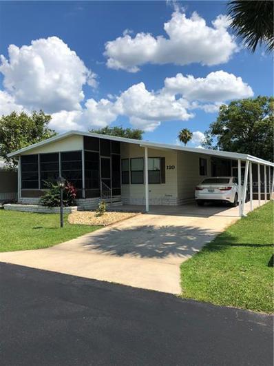 120 Lake Hazel Drive, Winter Haven, FL 33884 - #: P4906134