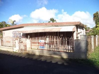 Cana Cana Lot 14 (37), Aibonito, PR 00705 - #: PR8800774
