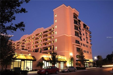 111 E Monument Avenue UNIT 703, Kissimmee, FL 34741 - #: S4854604