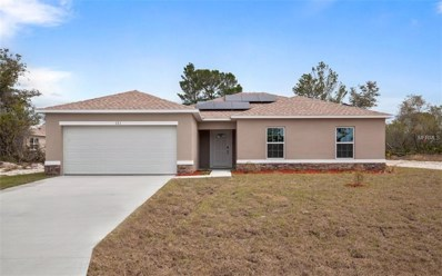 201 Begonia Place, Poinciana, FL 34759 - #: S5005082