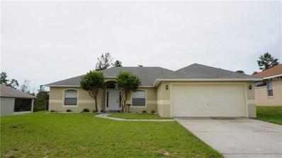 1718 Joyner Drive, Deltona, FL 32725 - #: S5006296