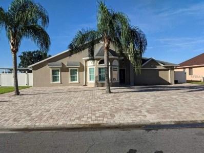 388 Blue Bayou Drive, Kissimmee, FL 34743 - #: S5006622