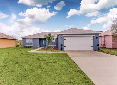 1018 Cannes Drive, Kissimmee, FL 34759 - #: S5007105